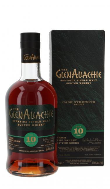 Glenallachie Cask Strength Batch 5