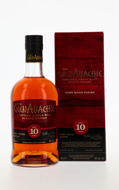 Glenallachie Port Wood Finish