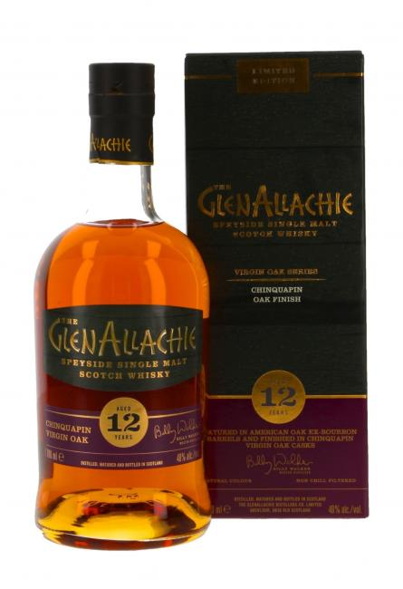 Glenallachie Chinquapin Virgin Oak