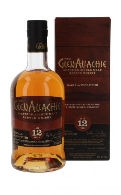 Glenallachie Marsala Wood Finish