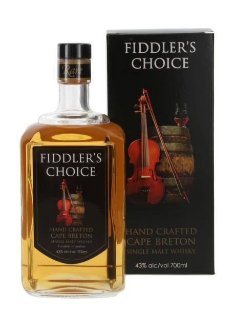 Glen Breton Fiddler's Choice