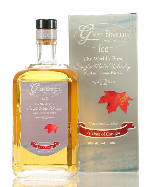 Glen Breton Ice