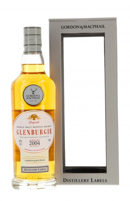 Glenburgie Distillery Labels