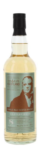 Glenburgie Jamaican Rum Finish Idols of Scotland