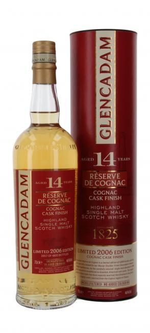 Glencadam Réserve de Cognac