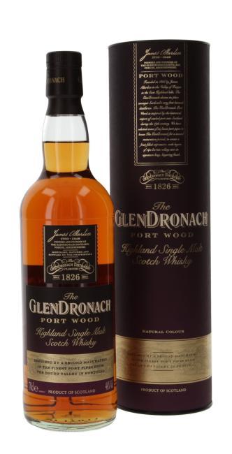 Glendronach Portwood