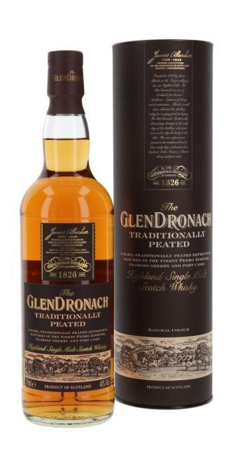 Glendronach Traditionally Peated
