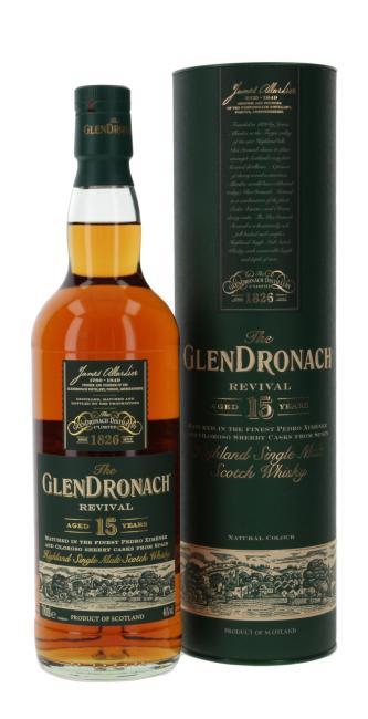Glendronach Revival