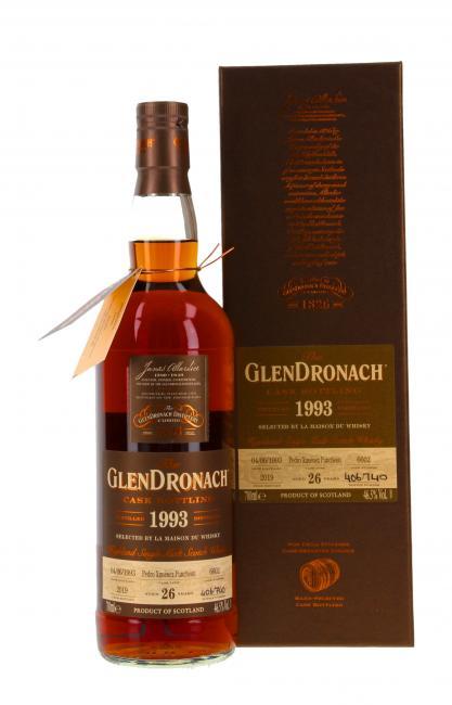 Glendronach Sherry PX