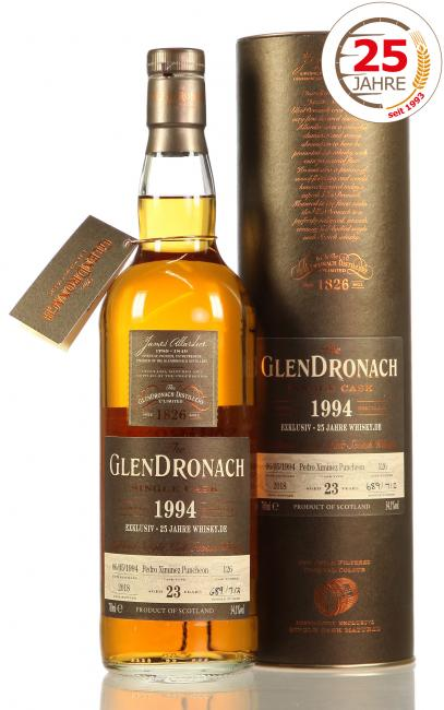 Glendronach '25 Jahre Whisky.de'