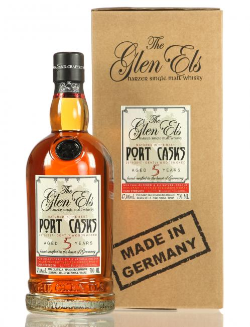 Glen Els Port Cask