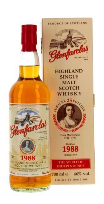 Glenfarclas No. 25 Flora MacDonald