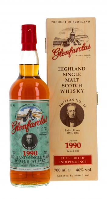 Glenfarclas No. 24 Robert Brown