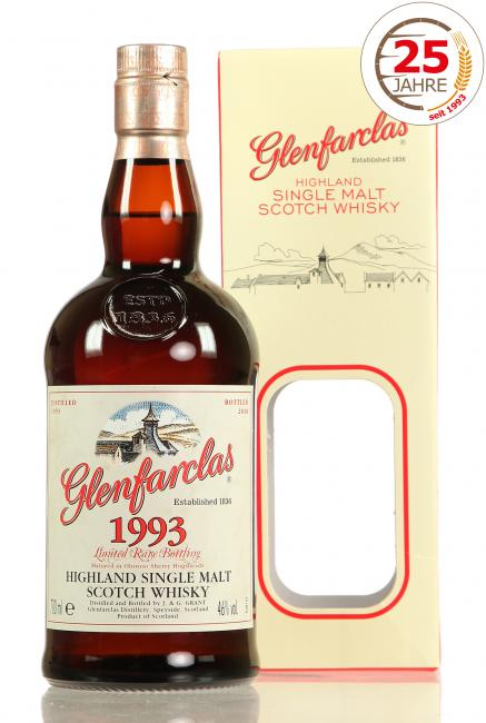 Glenfarclas '25 Jahre Whisky.de'