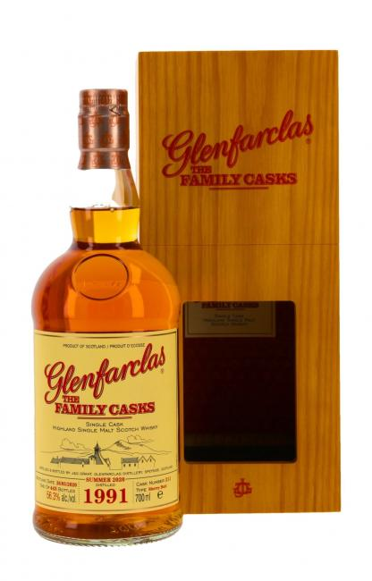 Glenfarclas Family Casks