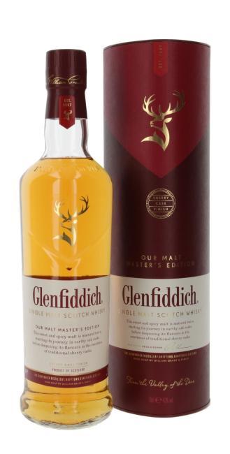 Glenfiddich Malt Master's