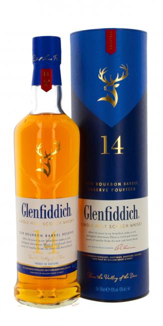 Glenfiddich Bourbon Barrel Reserve