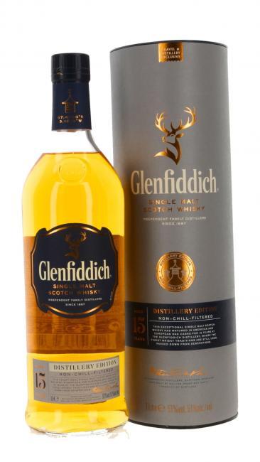 Glenfiddich Distillery Edition