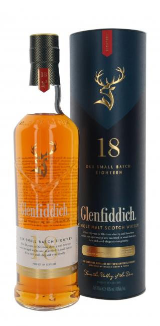 Glenfiddich Small Batch Reserve - neues Design