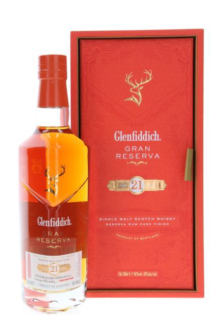 Glenfiddich Rum Finish 40%