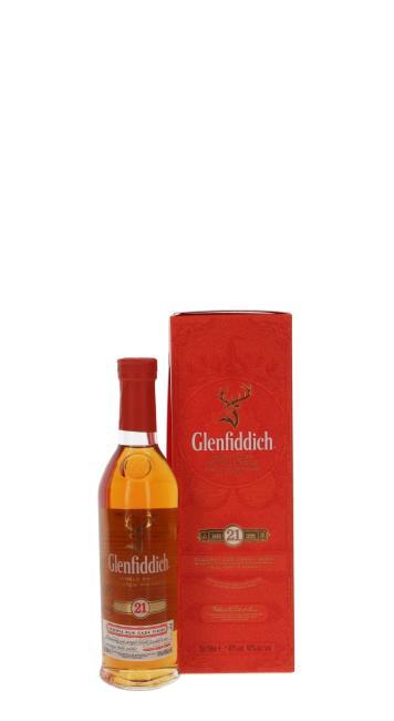 Glenfiddich Rum Finish 40% 0,2 Liter