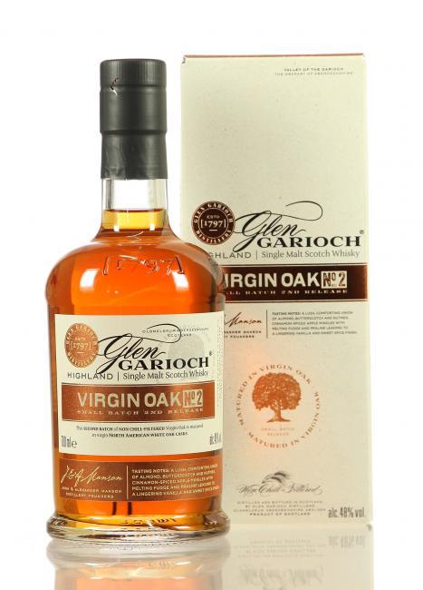 Glen Garioch Virgin Oak No. 2
