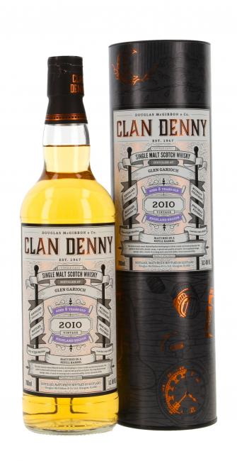 Glen Garioch Clan Denny