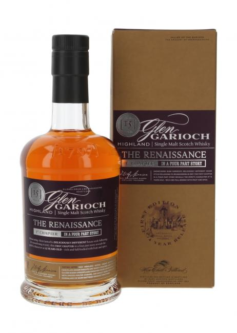 Glen Garioch Renaissance 1st Chapter