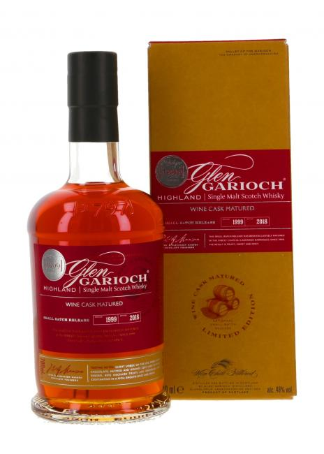 Glen Garioch Wine Cask