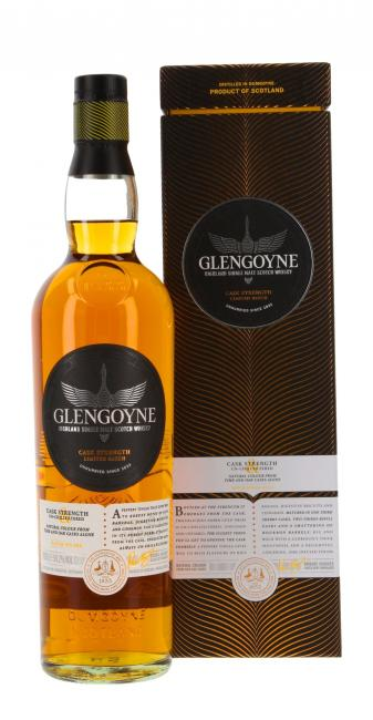 Glengoyne Cask Strength Batch 8