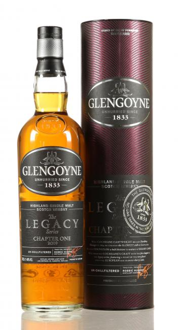 Glengoyne Legacy - Chapter One