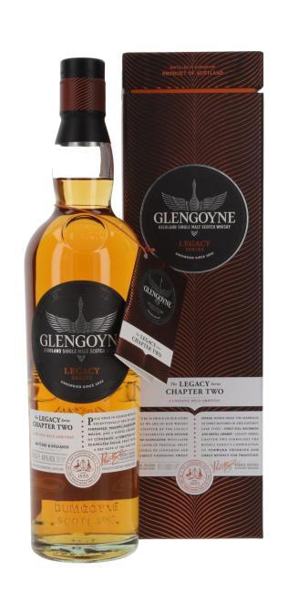 Glengoyne Legacy - Chapter Two