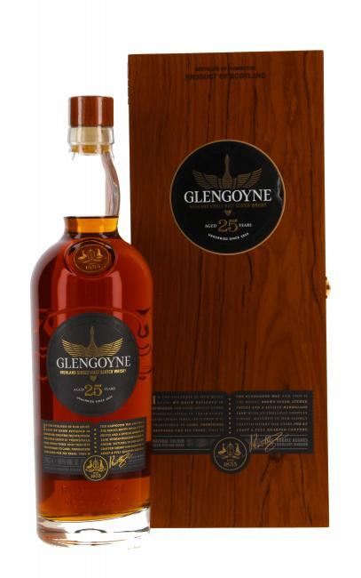 Glengoyne - neues Design