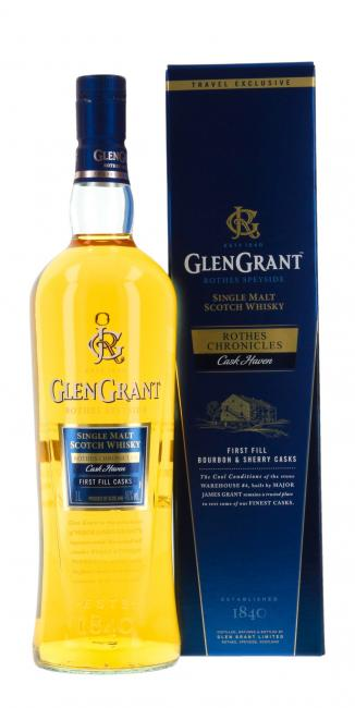 Glen Grant Rothes Chronicles Cask Haven