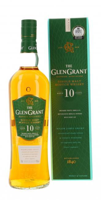 Glen Grant - neues Design