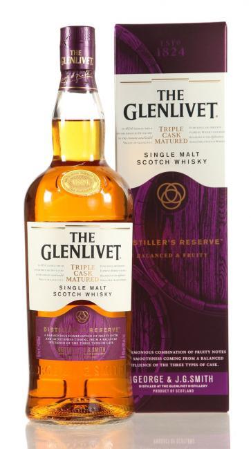 Glenlivet Triple Cask - Distiller's Reserve