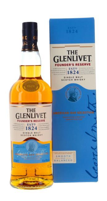 Glenlivet Founder's Reserve - neues Design