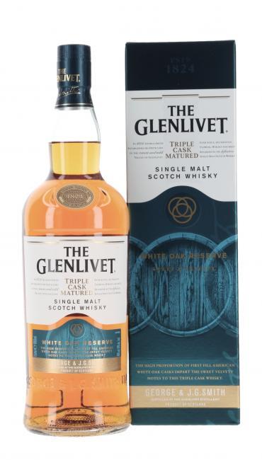 Glenlivet Triple Cask - White Oak