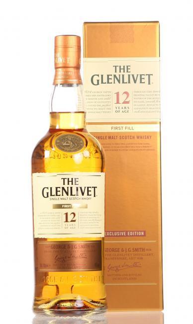 Glenlivet First Fill