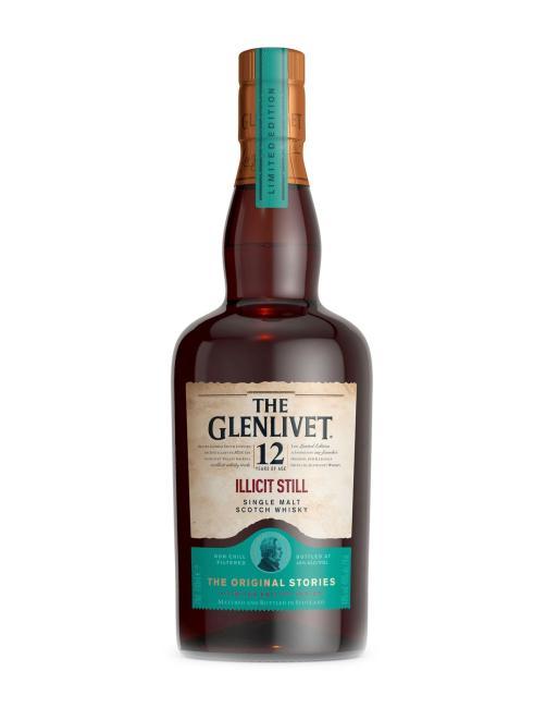 Glenlivet Illicit Still