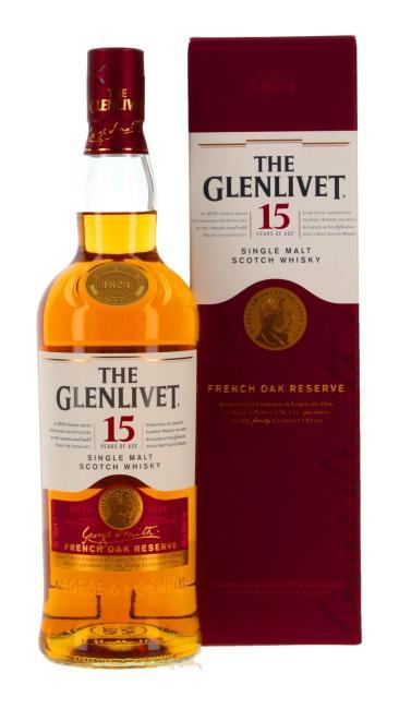 Glenlivet French Oak Reserve - neues Design