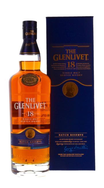 Glenlivet 40% Batch Reserve