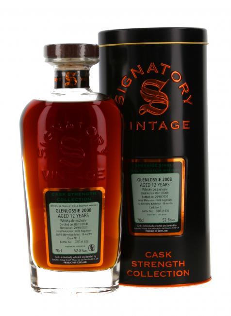 Glenlossie Sherry Finish 'Whisky.de exklusiv'