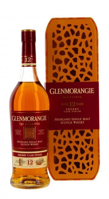 Glenmorangie Lasanta Giraffe