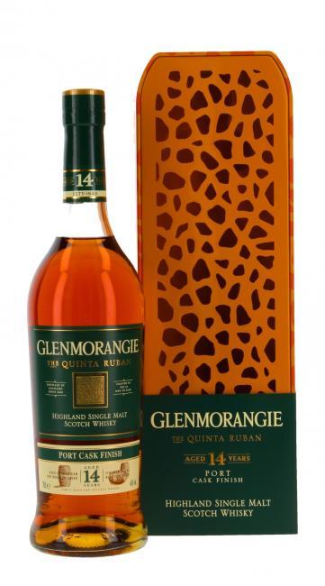 Glenmorangie Quinta Ruban Port Giraffe