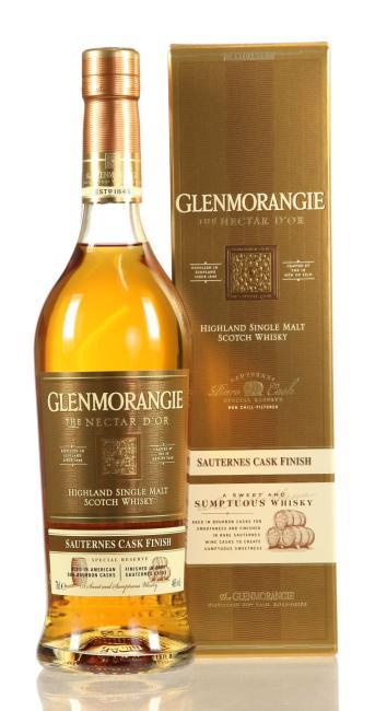 Glenmorangie Nectar d'Or - Sauternes Cask Finish