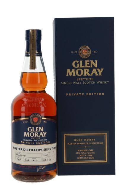Glen Moray Burgundy