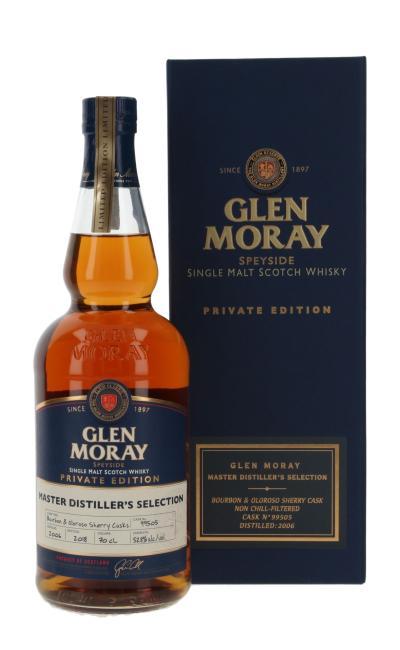 Glen Moray Bourbon & Oloroso Sherry