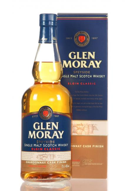 Glen Moray Chardonnay Finish