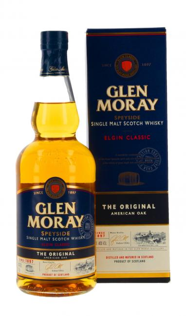 Glen Moray Classic American Oak